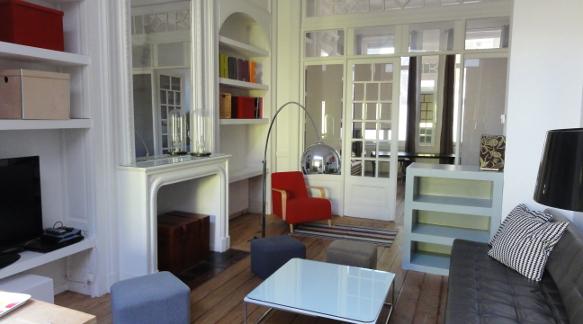 appart hotel lille garden party. Black Bedroom Furniture Sets. Home Design Ideas