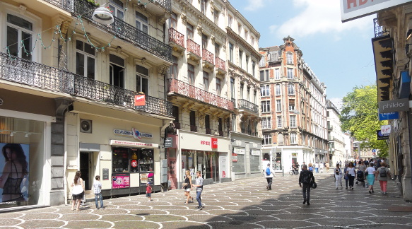 Appart hotel lille centre haussmann for Appart hotel lille