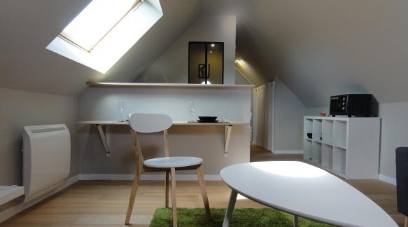 appart hotel bondues green. Black Bedroom Furniture Sets. Home Design Ideas