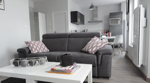 appart hotel lille gare namur. Black Bedroom Furniture Sets. Home Design Ideas