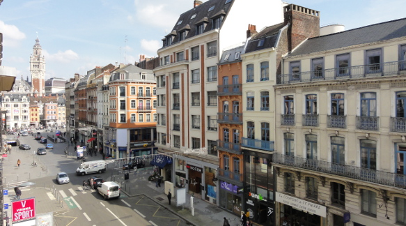 Appart hotel lille centre spring for Appart hotel lille