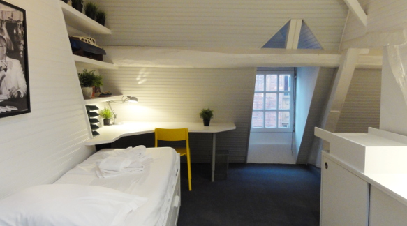 Appart hotel vieux lille canterbury for Appart hotel 31