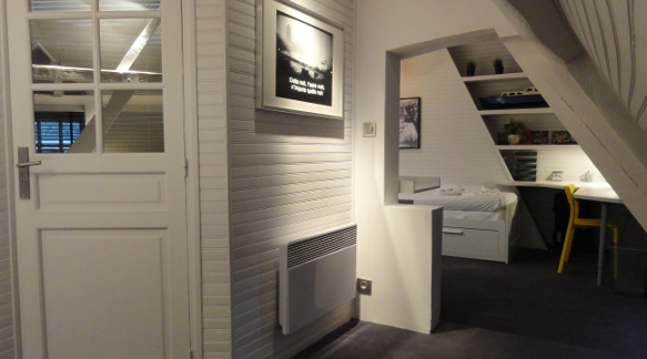 Appart hotel vieux lille canterbury for Appart hotel lille