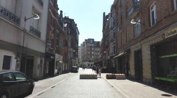 Appart Hotel Lille Centre Rooftop